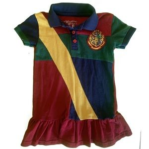 Harry Potter Hogwarts Dress 3T